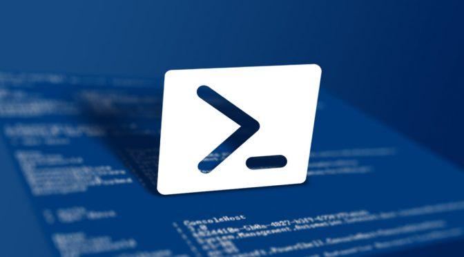 How to: Crop filenames with Powershell